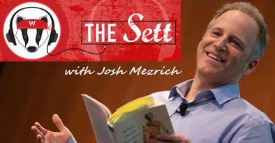josh hosts the sett
