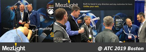 MezLight's successful launch at ATC 2019 in...