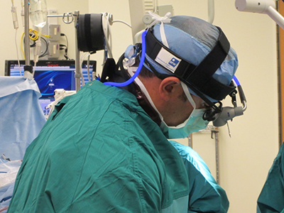 surgeon ergonomics